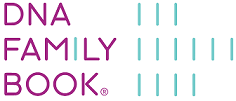 DNA FAMILY BOOK Logo